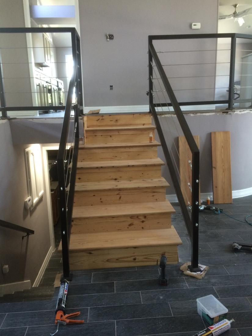Stairway to CasaHug